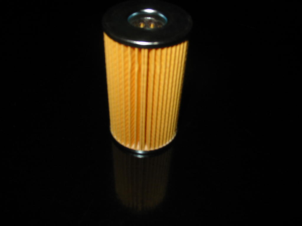"Fuel Filter F & FX Models 3.50"" Long 1.98"" Dia"