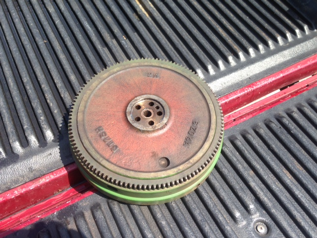 Flywheel JD750 ( Used )