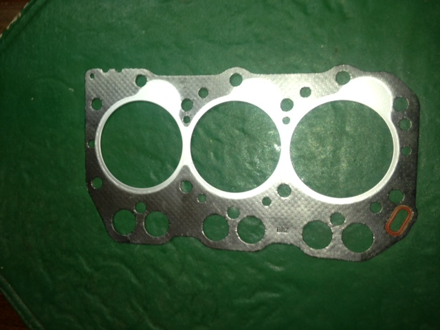 HG-755 Head Gasket for JD430,455,670,755,F925,935