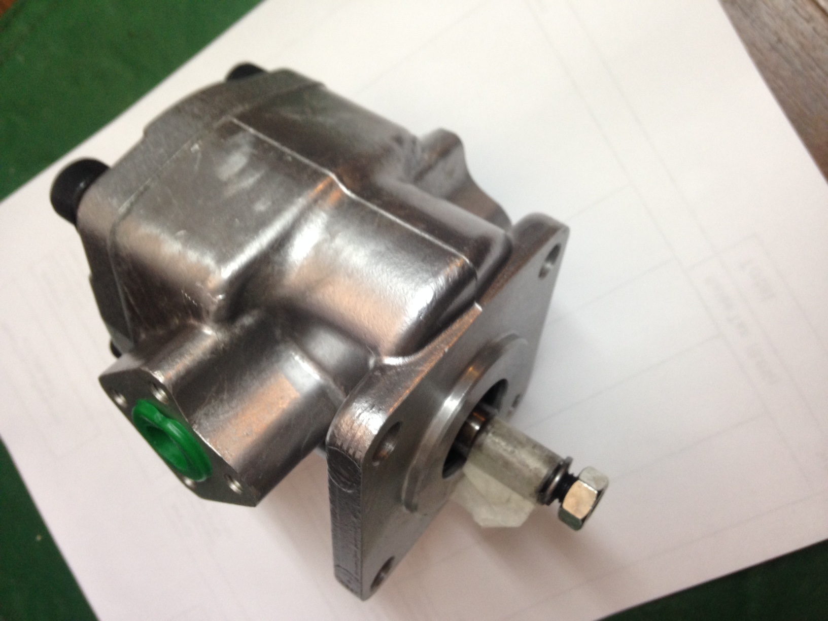 HP-C Hydraulic Pump ( See Description )